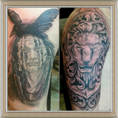 Tattoos by Lefty